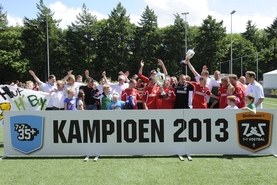 Nederlands Kampioen Continental 35+ in Zeist (Foto: Soenar Chamid)