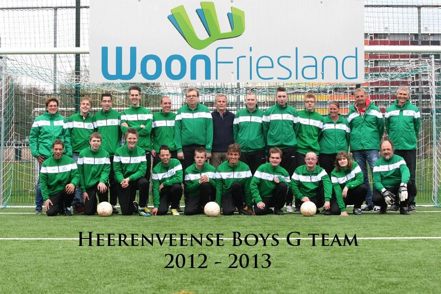 25 jaar G-voetbal Heerenveense Boys (26-04-2013)
