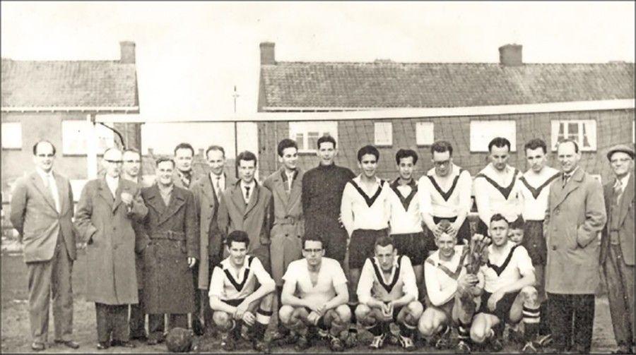 Heerenveense Boys kampioen 1958-1959