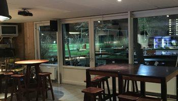 Renovatie kantine Heerenveense Boys (29-01-2018)