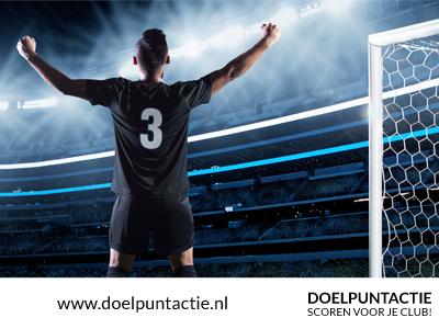 Doelpuntenactie 2018 Heerenveense Boys