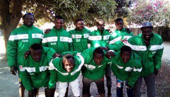 Kleding Heerenveense Boys naar Gambia (2018)
