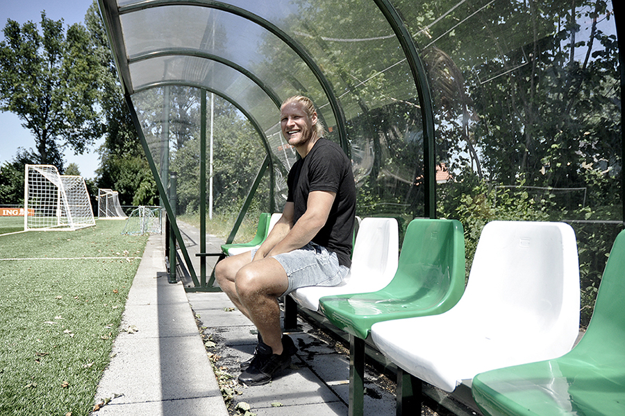 Niklas Tarvajärvi terug bij Heerenveense Boys