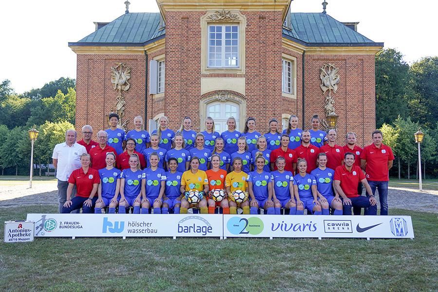SV Meppen 1912 Frauen 1 2018-2019