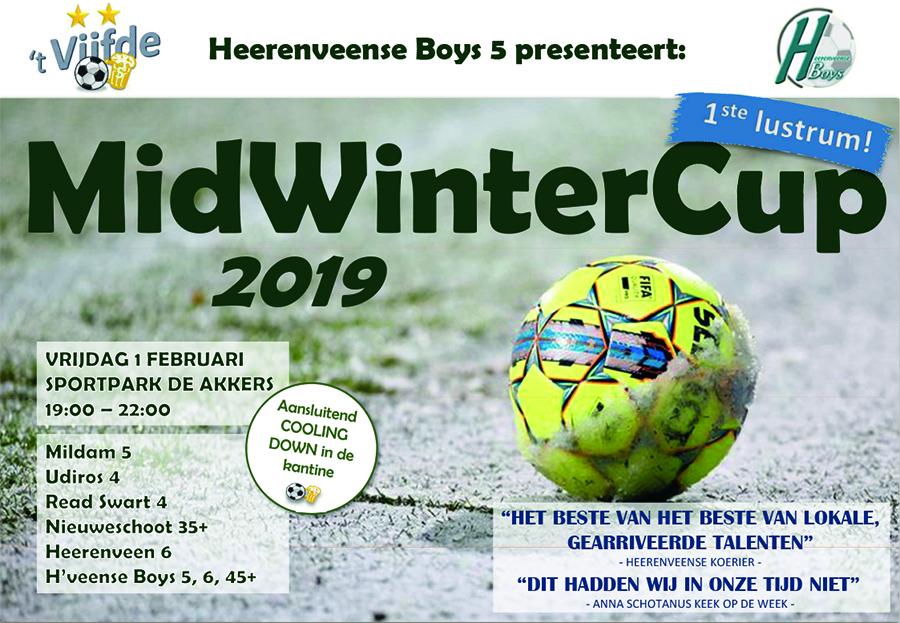 Midwintercup 2019 Heerenveense Boys