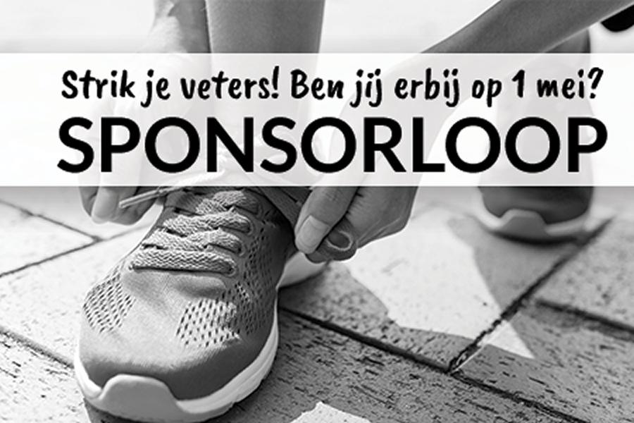 Sponsorloop Heerenveense Boys i.c.m. sc Heerenveen