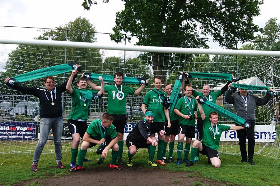 Heerenveense Boys G2 kampioen 2018-2019
