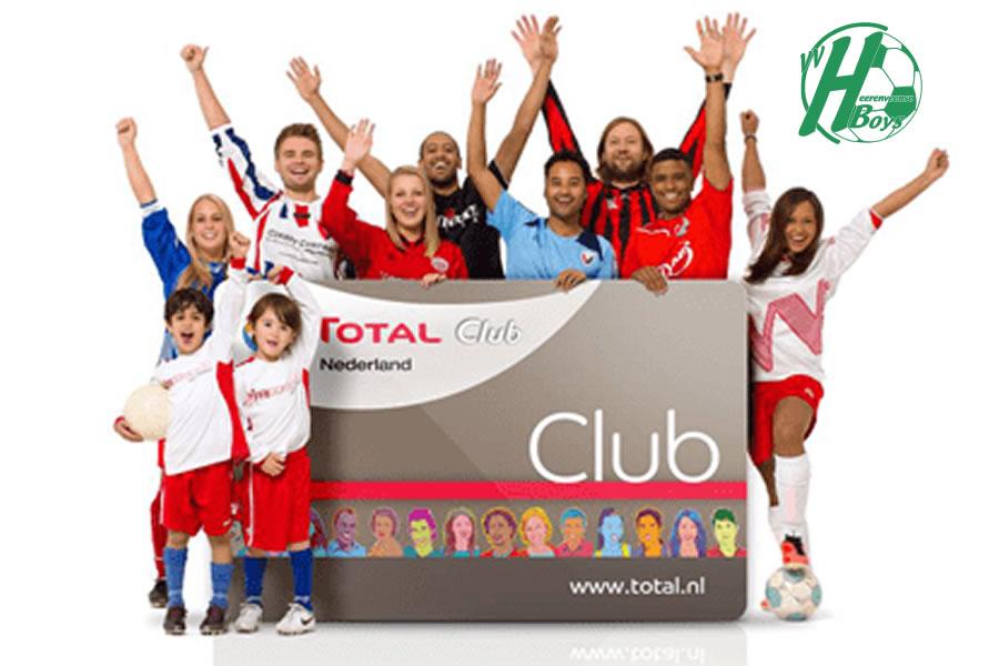 Total Club voetbalactie Heerenveense Boys