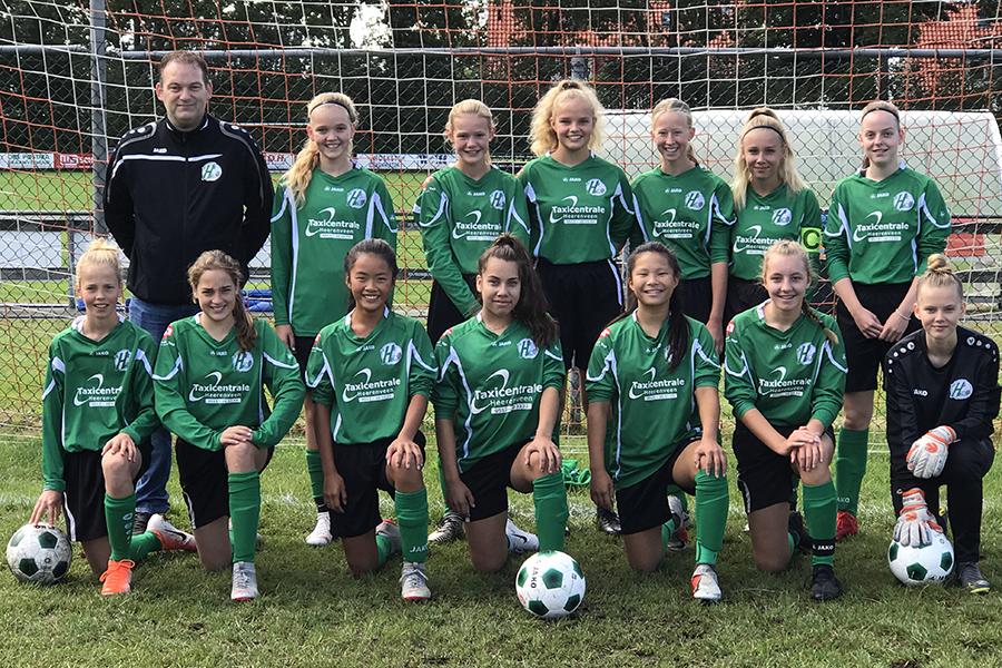 Heerenveense Boys MO15-1 2019-2020
