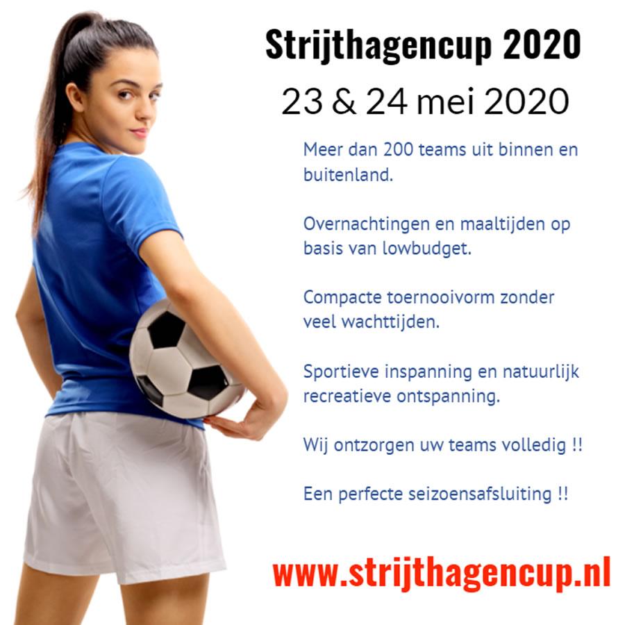 Strijthagencup 2020 meisjes