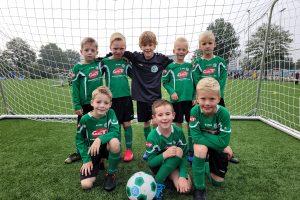 Heerenveense Boys JO8-2 - seizoen 2021-2022