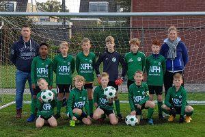 Heerenveense Boys JO11-3 - seizoen 2020-2021