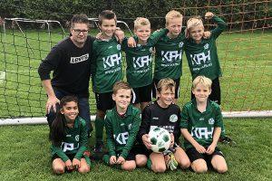 Heerenveense Boys JO9-2 - seizoen 2020-2021