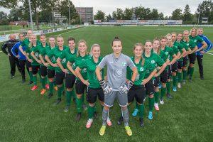 Heerenveense Boys Vrouwen 1 2020-2021
