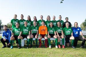 Heerenveense Boys Vrouwen 2 2020-2021
