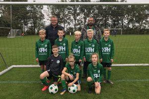 Heerenveense Boys JO10-1 - seizoen 2020-2021