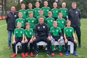 Heerenveense Boys JO13-1 - seizoen 2020-2021