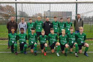 Heerenveense Boys JO15-1 - seizoen 2020-2021