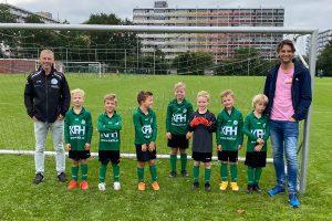 Heerenveense Boys JO8-1 - seizoen 2021-2022